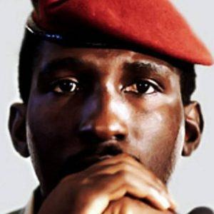 Thomas Sankara addis-abeba